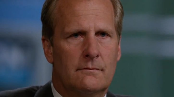 'The Newsroom' Teases Scandal in Season Two Trailer