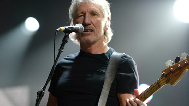 Flashback: David Gilmour and Roger Waters Reunite at Tiny Charity Gig