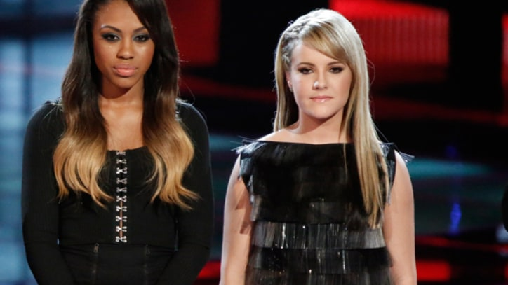 'The Voice' Recap: Sasha Allen, Amber Carrington Fall Short of the Finals