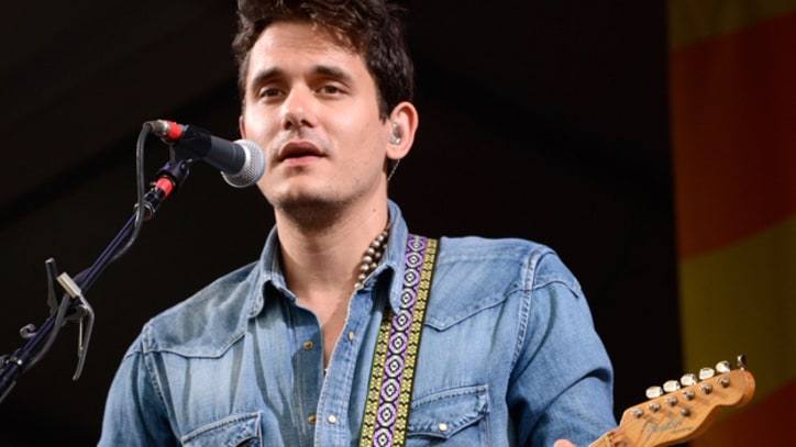 John Mayer Pairs 'Paper Doll' With Prancercise Clip