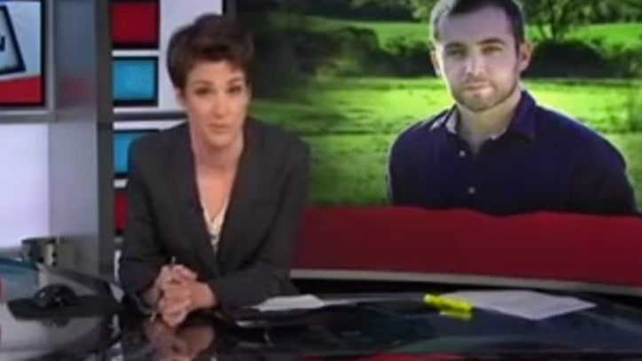 Rachel Maddow Pays Tribute to Michael Hastings