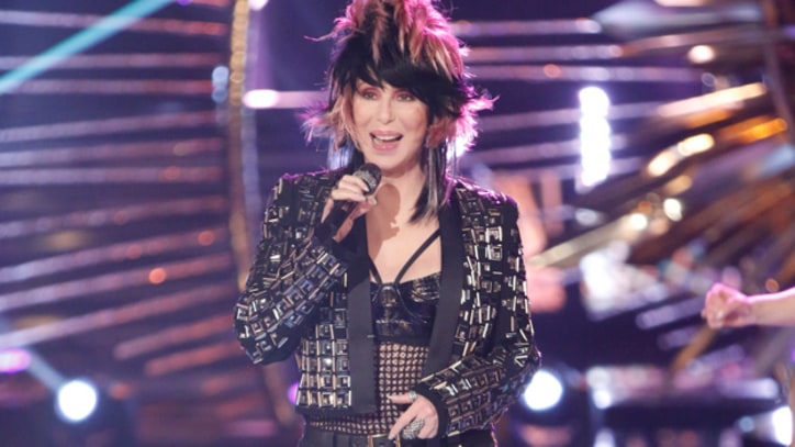 Cher Returns With 'Woman's World' on 'The Voice' Finale