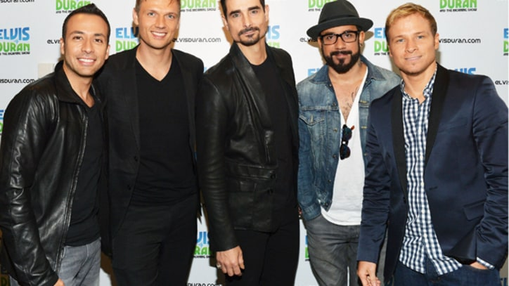 Backstreet Boys Debut New Song 'In a World Like This'