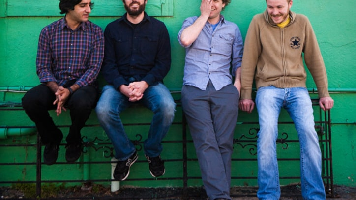 Explosions in the Sky and David Wingo Find Calm in 'Wading'