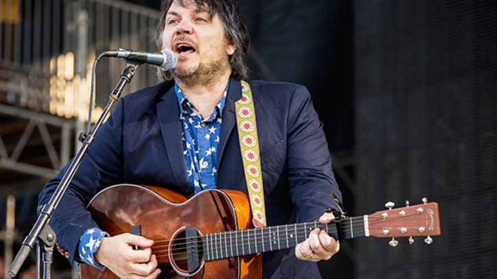 Wilco Cover 'Get Lucky' at Solid Sound Festival