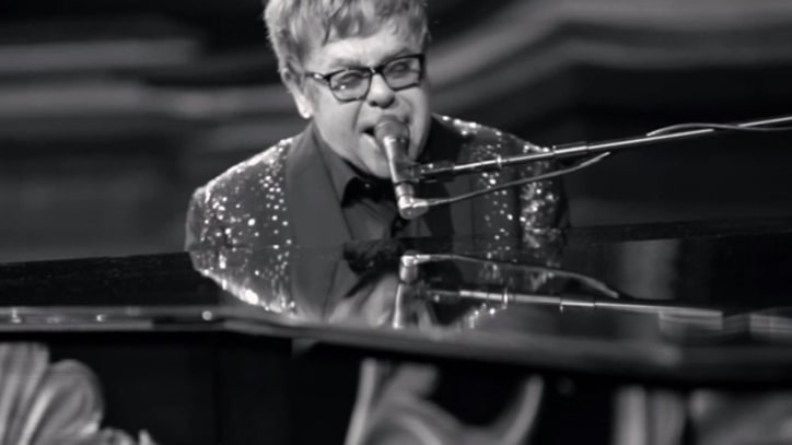 Elton John to Release 'The Diving Board' LP in September