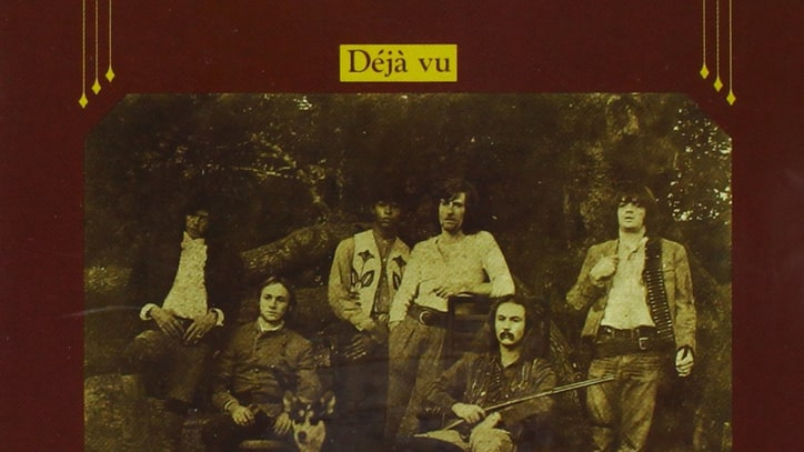 Crosby, Stills, Nash & Young May Release 'Deja Vu' Box Set