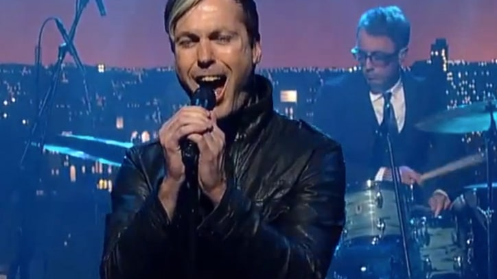 Fitz and the Tantrums Go 'Out of My League' on 'Letterman'