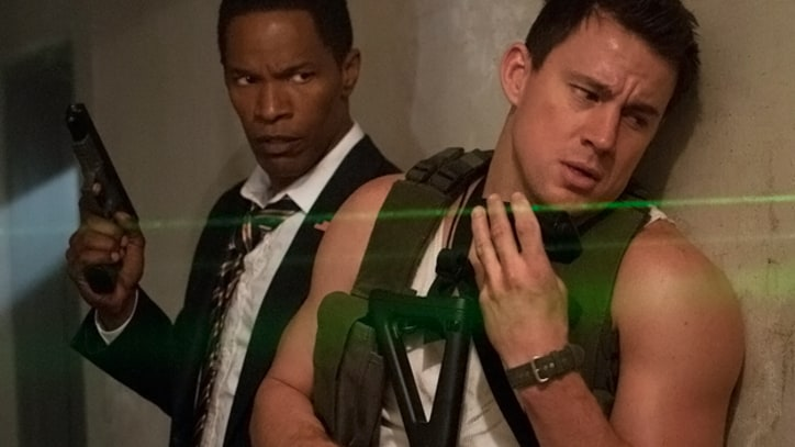 'White House Down' Is a 'Vile' Rehash