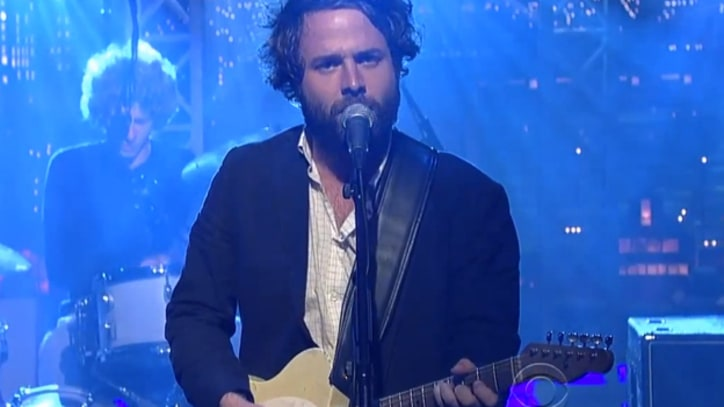 Dawes Rock 'Letterman' With 'Most People'