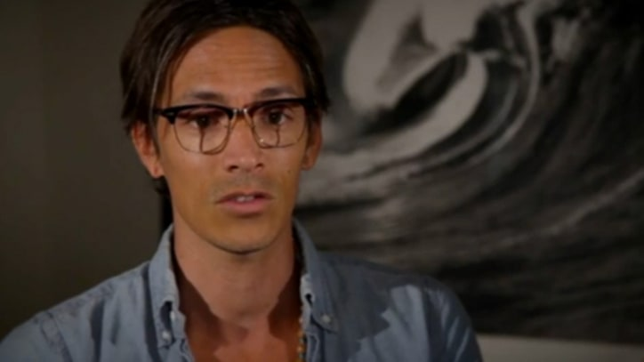 Brandon Boyd Gets Pumped for New Project Sons of the Sea