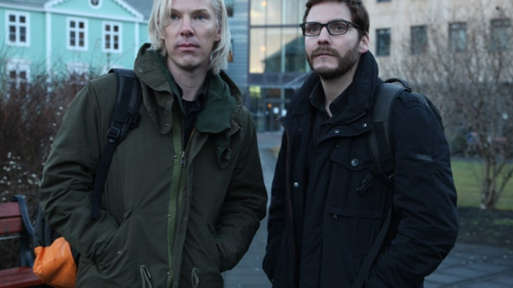 'Fifth Estate' Trailer Shows Benedict Cumberbatch as Julian Assange