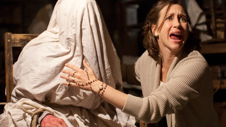 'The Conjuring' Will Make You 'Scream Your Bloody Head Off'
