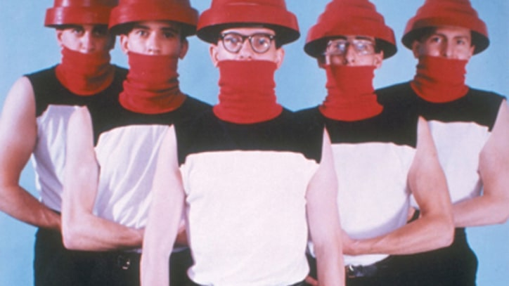 Devo Interrupt 'Cocoon State' With New 'Throbblehead' Doll Series