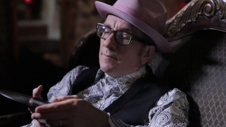Elvis Costello and the Roots Collaborate in 'Walk Us Uptown'