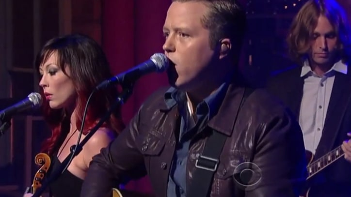 Jason Isbell Breezes Through 'Stockholm' on 'Letterman'