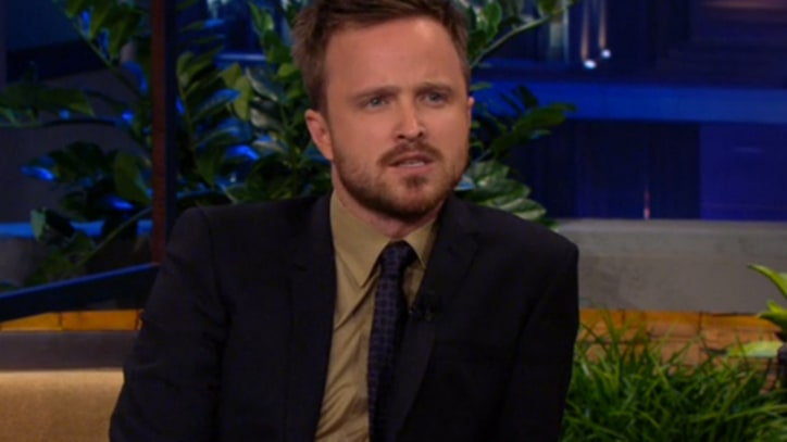 Aaron Paul Surprised With Clip From His First Acting Gig