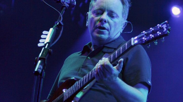 Flashback: New Order's Original Lineup Play Their Final Concert