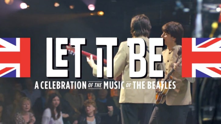 Beatles Revue Opens on Broadway