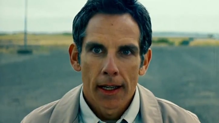 Ben Stiller Daydreams in 'Walter Mitty' Trailer
