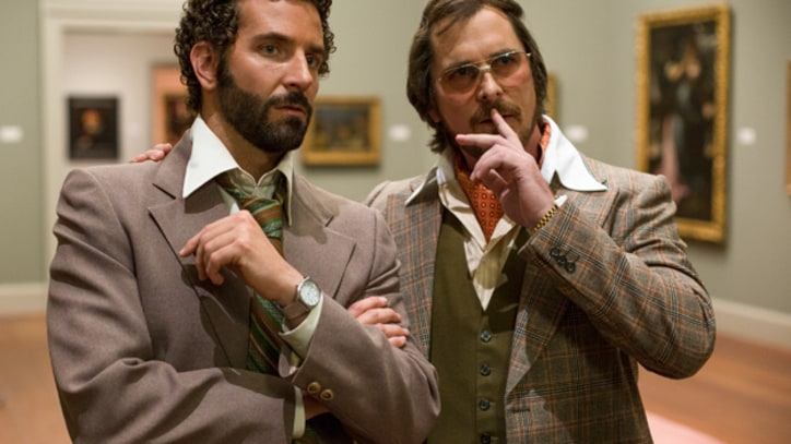 Bradley Cooper, Jennifer Lawrence Reunite in 'American Hustle' Trailer