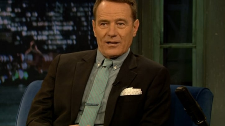Walter White Interviews Bryan Cranston on 'Fallon'
