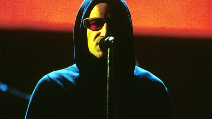 Flashback: U2 Perform 'Please' At The 1997 MTV Video Music Awards
