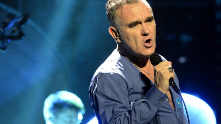 Morrissey Sings 'Everyday Is Like Sunday' From Concert Film