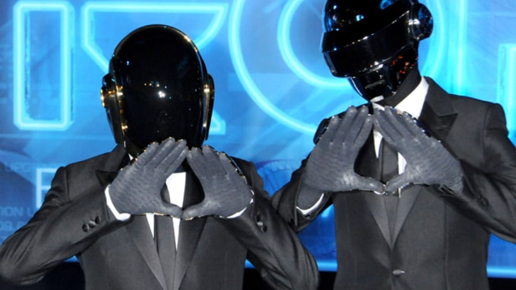 Daft Punk Cancel 'Colbert' Performance