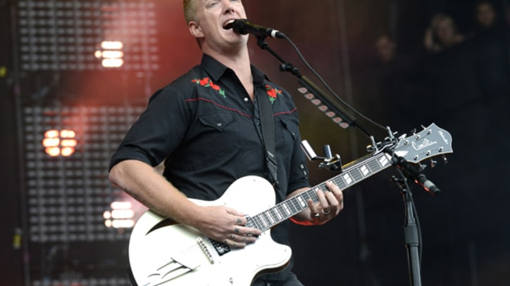 Watch Queens of the Stone Age's Full Lollapalooza Set