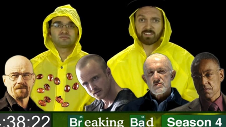 Catch Up on 'Breaking Bad' in 8 Minutes
