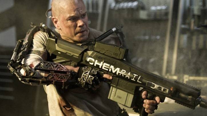 'Elysium' Is 'Sci-Fi Without the Stupid'
