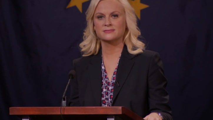 'Parks and Rec' Trailer Sounds an Ominous Note