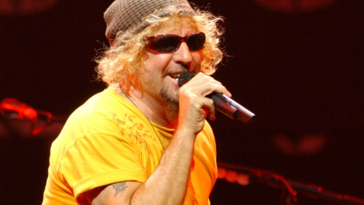 Flashback: Van Halen's Ill-Fated 2004 Reunion Tour With Sammy Hagar