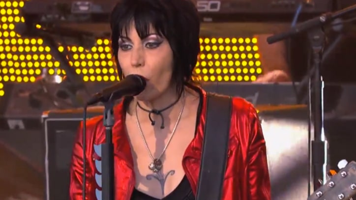 Watch: Joan Jett and the Blackhearts Debut 'Any Weather'