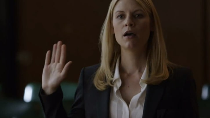 'Homeland' Season Three Trailer: Parting Is Such Sweet Sorrow