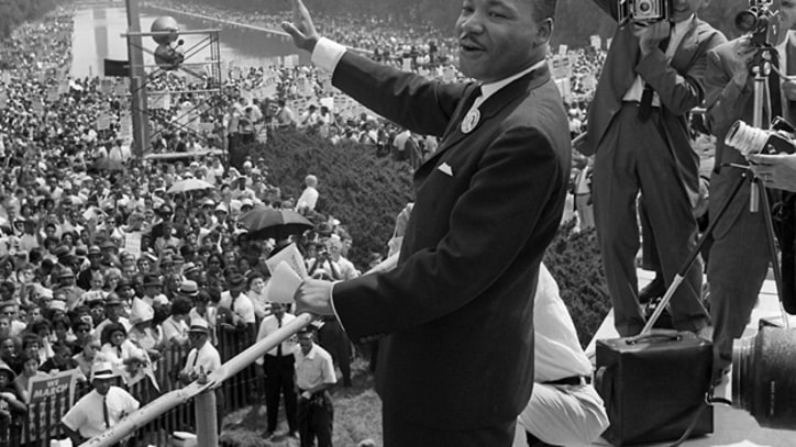 Martin Luther King's 'I Have a Dream' Speech: 50th Anniversary