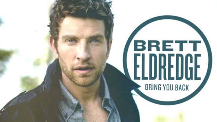 Brett Eldredge Puts Acoustic Spin on 'Mean to Me' – Premiere