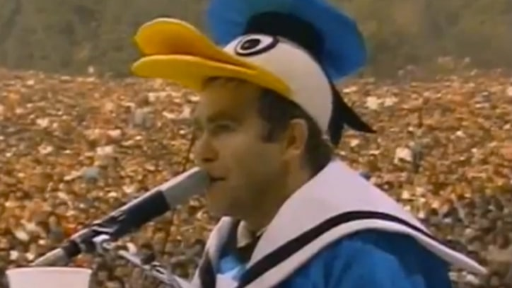 Flashback: Elton John Sings 'Your Song' Across the Decades