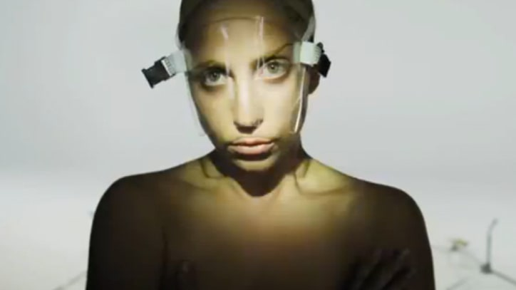 Lady Gaga Declares Herself 'Over' in 'ARTPOP' Ad