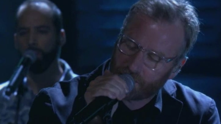 The National Build Intensity on 'Conan'