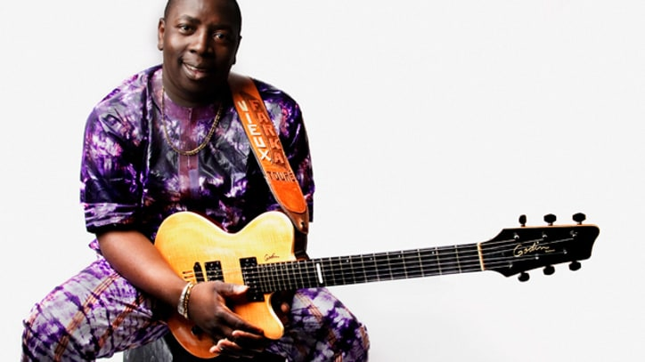 Vieux Farka Toure Celebrates Mali in 'Peace' - Premiere