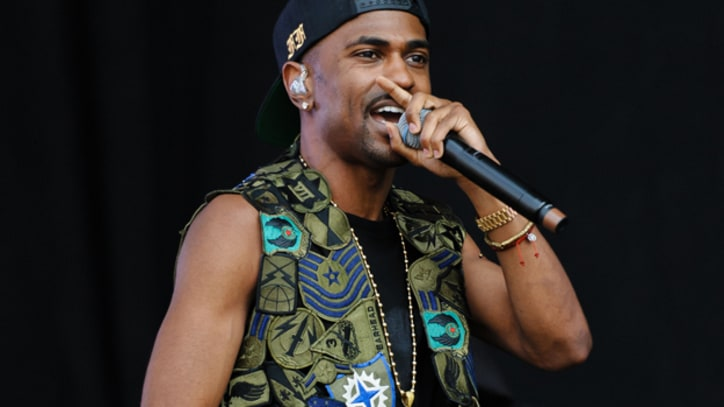Big Sean Starts a Party on 'Kimmel'