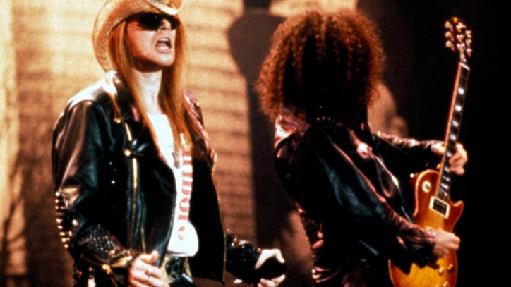 Flashback: Guns N' Roses Melt Down at Farm Aid 1990