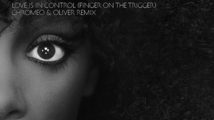 Donna Summer Remixed in 'Love Is in Control (Pull the Trigger)'