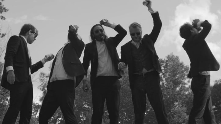 The National Let Loose in 'Graceless'