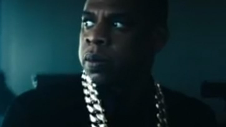 Jay Z Ponders Pitfalls of Fame in 'Holy Grail'