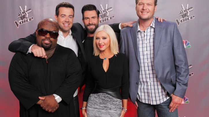 'The Voice' Coaches Get 'Reunited' for Season Five