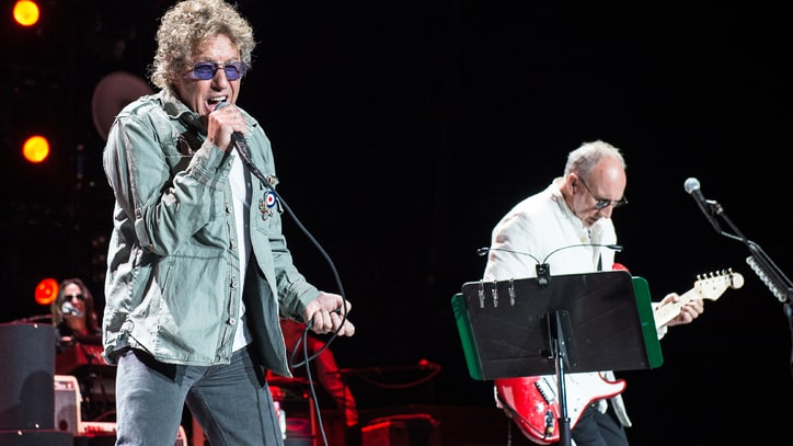 The Who Planning New Album Before Upcoming 50th Anniversary Tour
