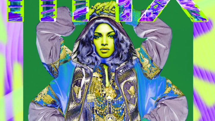 M.I.A. Turns Up the Beat on New Single, 'Come Walk With Me'